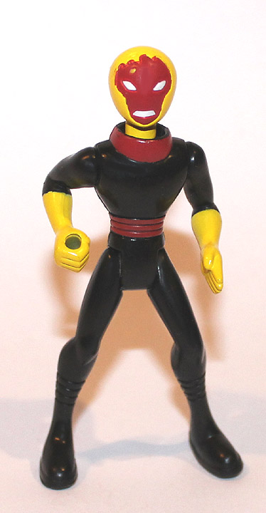 Teen Titans Toys Action Figures : Bandai teen titans hot spot quot action figure ebay