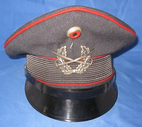 [VENDU] Lot 2 casquettes RFA 60's VisorJulyMid1a