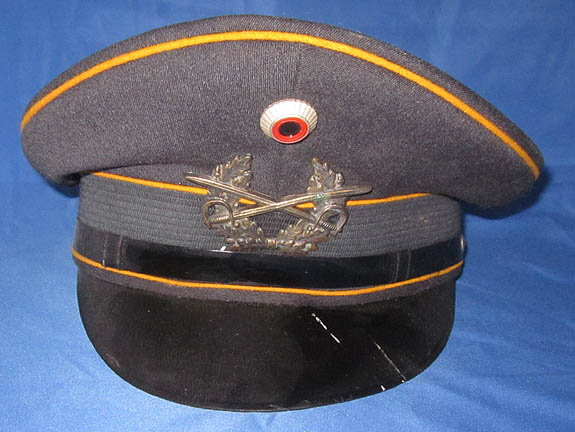 [VENDU] Lot 2 casquettes RFA 60's VisorJulyMid5a