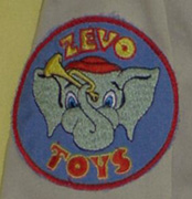 STA: Toys Zevo Toys Worker Coat (Good)