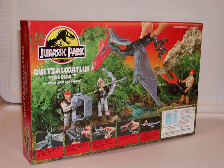 Jurassic Park Toys : Super toy archive collectible store kenner jurassic park