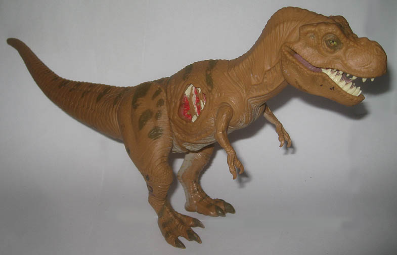 Jurassic Park Toys T Rex : Super toy archive collectible store kenner jurassic park