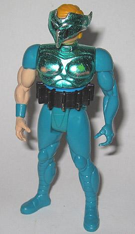 Silverhawks Quicksilver Super Toy Archive Coll...